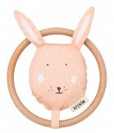 Trixie Rattle - Mrs. Rabbit Pink