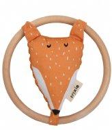 Trixie Rattle - Mr. Fox Orange