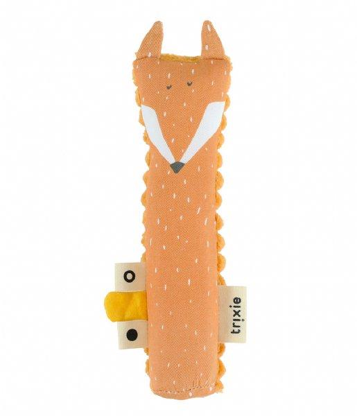 Trixie Baby Accessoire Squeaker - Mr. Fox Orange