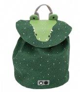 Trixie Backpack mini Mr. Crocodile Groen