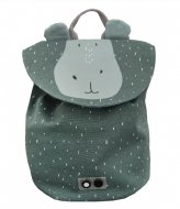 Trixie Backpack mini Mr. Hippo Groen