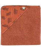 Trixie Hooded towel - Brave Bear Print