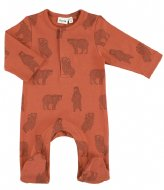 Trixie Onesie with Feet Brave Bear Brave bear