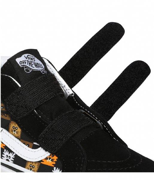 Vans Sneakers SK8-Mid Reissue V Animal Black true white