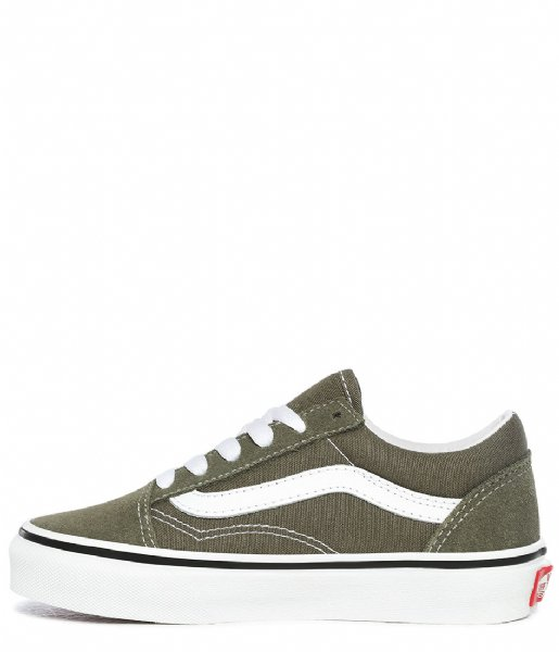 Vans Sneakers Old Skool Leaf true white