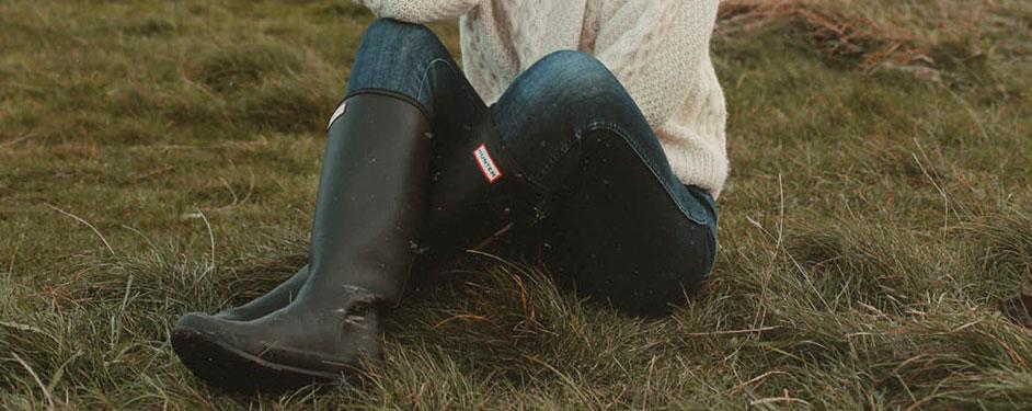 Hunter schoenen